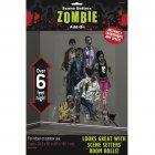 Décors Géant Zombie Family