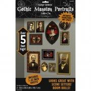 2 Affiches Portrait Gothique