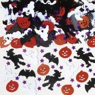 Confettis Nuit d'Halloween
