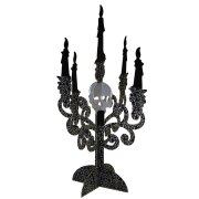 2 Centres de table Chandeliers Baroque