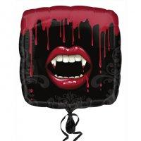 Contient : 1 x Ballon Hélium Bouche de Vampire