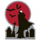 D�coration Vampire et Cimeti�re