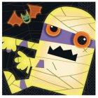 16 Serviettes Halloween Academy