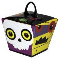6 Boîtes Cadeaux Halloween Academy