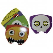 4 Masques Halloween Academy