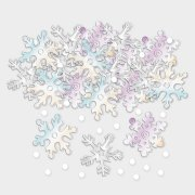 Confetti Flocons opalescents