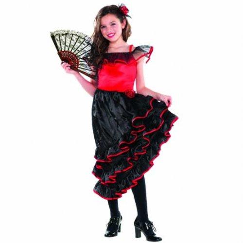 Déguisement de Danseuse Flamenco Carmencita
