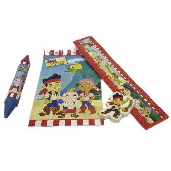 Kit Cadeau Papeterie Jake le Pirate