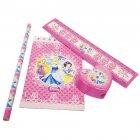 5 sets cadeaux papeterie Princesses Glamour