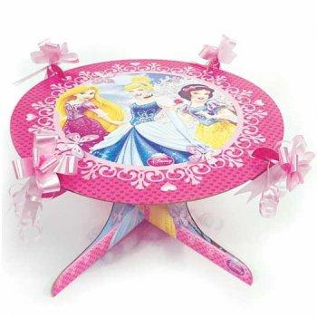 Support à Gâteau Princesses Glamour