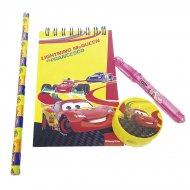 Kit Cadeau Papeterie Cars