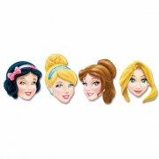 4 Masques Princesses Glamour