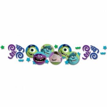 Confettis Monstres Academy