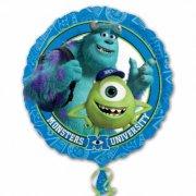 Ballon Hélium Monstres Academy