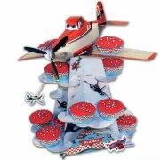 Pr�sentoir � Cupcakes Planes