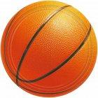 8 Assiettes Basketball Fan