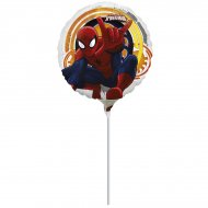 Ballon sur Tige Spiderman Circle