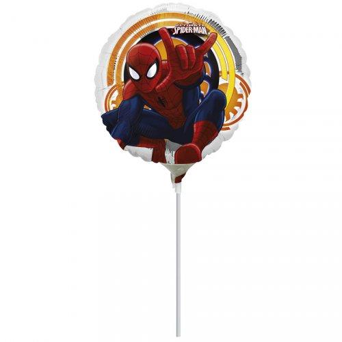 Ballon sur Tige Spiderman Circle