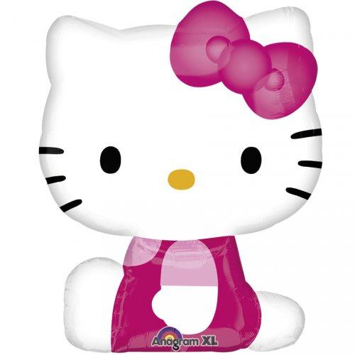 Ballon sur Tige Hello kitty