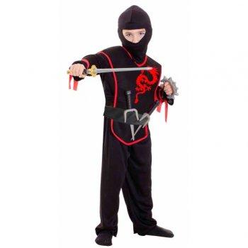 Set Déguisement Ninja 3-5 ans