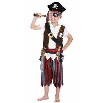 Set Déguisement Pirate 3-5 ans