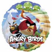 Ballon � l'H�lium Angry Birds