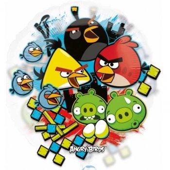 Ballon Géant Angry Birds 2