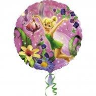 Ballon à l'Hélium Fée Clochette Fairies