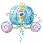 Ballon G�ant Carosse de Cendrillon