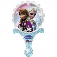 Ballon à main La Reine des Neiges