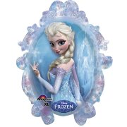 Ballon G�ant La Reine des Neiges