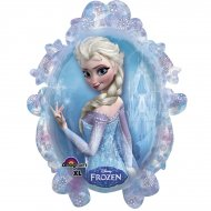 Ballon Géant La Reine des Neiges