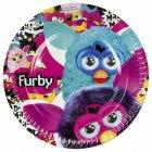 8 Assiettes Furby