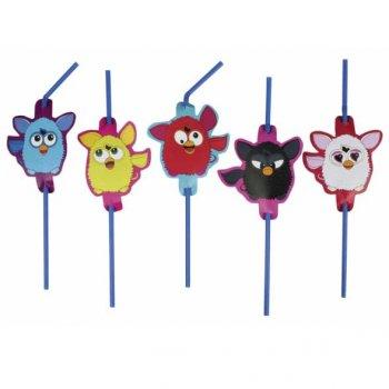 8 Pailles Furby