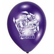 6 Ballons Tortue Ninja