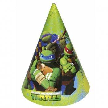 6 Chapeaux Tortue Ninja