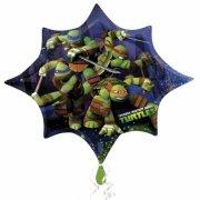 Ballon G�ant Mylar Tortue Ninja