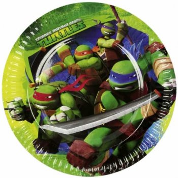 Ballon à l hélium Tortue Ninja