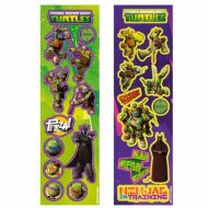 46 Mini Stickers Tortue Ninja