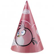 6 Chapeaux Pink Bird