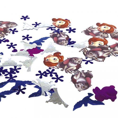 Confettis Princesse Sofia