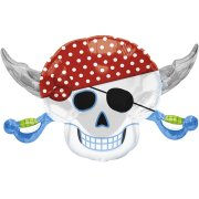 Ballon G�ant Pirate Party