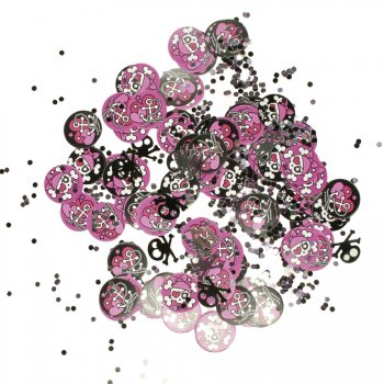Confettis Pink Pirate