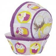 24 Caissettes à Cupcakes Little Cooks