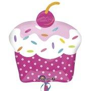Ballon Géant Cupcake Party