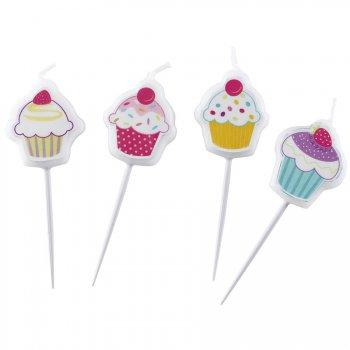 4 Bougies Sweet Cupcakes