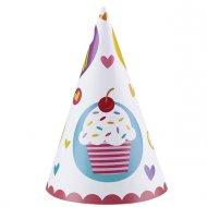 6 Chapeaux Sweet Cupcakes
