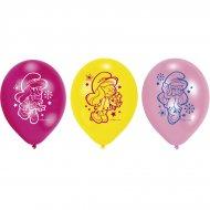 6 Ballons Schtroumpfette