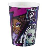 8 Gobelets New Monster High