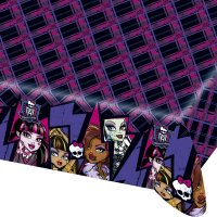 Contient : 1 x Nappe New Monster High